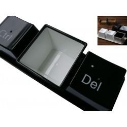 Keyboard Tassen CTRL ALT DEL - in 2 Farben, Kunststoff - super Geschenkidee
