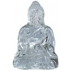 Glas Buddha Figur buddafigur feng shui buddhismus thai budda sehr dekorativ