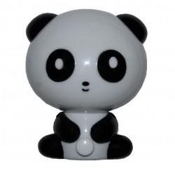 LED Nachtlicht Panda Schlummerlicht Steckdosenlicht 220V/1 Watt Notlicht nachtlampe