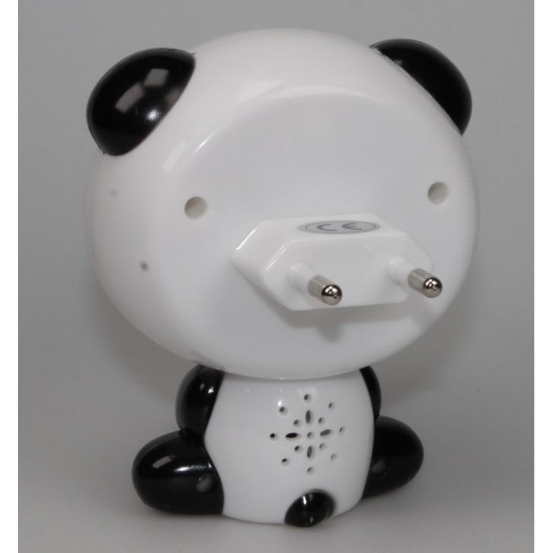 LED Nachtlicht Panda Schlummerlicht Steckdosenlicht night light Bee ...