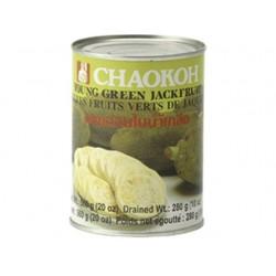 Jackfrucht Scheiben in Wasser 560g/Abtropfgew. 280g Fleischersatz vegetarisch vegan grüne jackbaumfrucht