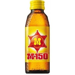 M-150 Energy Drink (150ml/Flasche) -power drink energie getränk energy shot Mengenrabatt