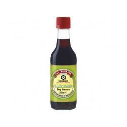 KIKKOMAN Sojasauce 250ml Flasche Glutenfrei ohne Zusätze natürlich gebraut