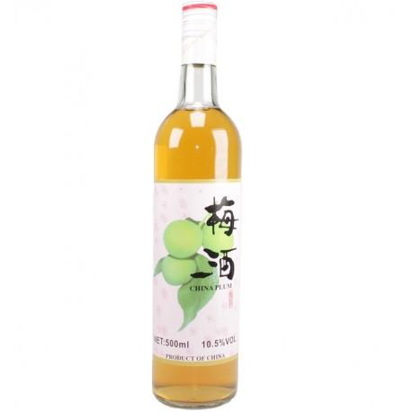 Original chinesischer Pflaumenwein 500ml China Plum Wine 10,5%VOL Pflaumen Wein