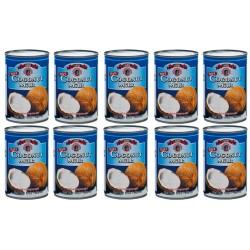 Kokosmilch 400ml Dose 17% DAUER TIEFPREIS cocosmilch Thailand Cocktails 1A