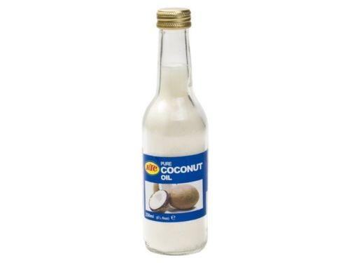 100% Kokosöl 250ml Flasche Qualitätsöl  cocosöl kokosnussoel