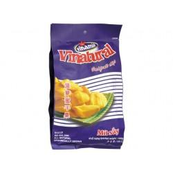 Jackfrucht Chips 100g  getrocknete jackfruchtstücke jackbaumfrucht jackfruit chips