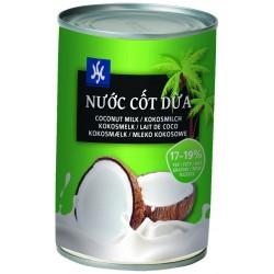 Kokosmilch 400ml Dose 17-19% Fett - cocosmilch Vietnam Cocktails 1A