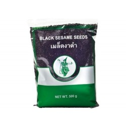 Schwarzer Sesam 500g Sesamsamen Seeds Samen sushi gewürz sushisesam Thailand