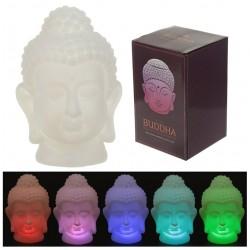 LED Nachtlicht Buddha  mit  Farbwechsel inkl. Batterie, ca. H:17xB:10,5xT:10,5cm)Kinderlicht nachtlampe