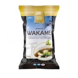Wakame Algen getrocknet 100g Wakamealge Seetang Braunalge Algensalat Misosuppe