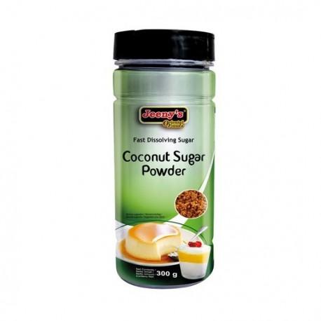 Kokosblütenzucker Pulver 300g Süssungsmittel Alternativ Zuckerersatz auch Diabetiker geeignet