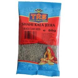 Schwarzer Kreuzkümmel ganz 100g Shahi Kala Jeera ganzer indischer Kümmel Schwarzkümmel