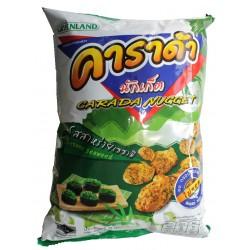 Algen Sesam Knabbergebäck 75g Thailand Seetangsnack Algensnack Algencracker