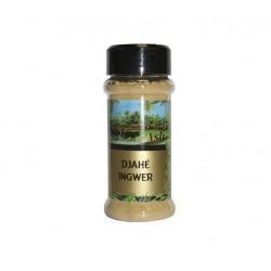Ingwer Pulver im praktischen Streuer Ingwerpulver gemahlen ginger powder Gewürze
