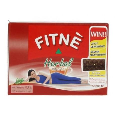 FITNE Sennakrauttee 20 TeeBeutel sennakraut Diät Fitness Abführtee Kräutertee