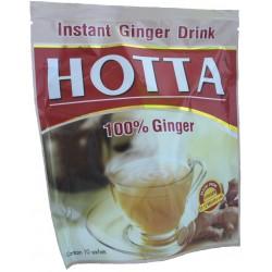 Ingwer Tee 100% purer Ingwertee 10 Tüten Instant Ginger Drink gingertea thailand