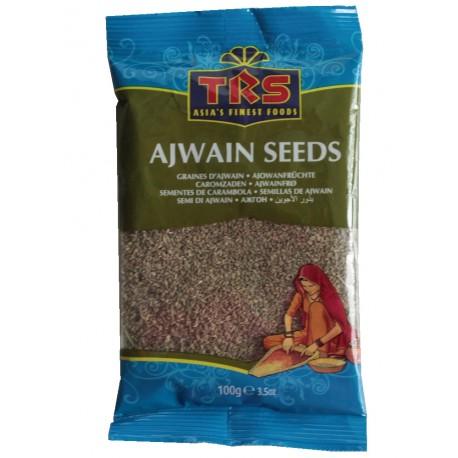 Ajwain Samen Ganz 100g Indien Gewürze Königskümmel Ajwainfrüchte Ajwain Seeds