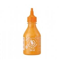 Sriracha Majo Sauce cremig scharfe Chilisauce chillisoße hot spicy 200ml vegetarisch Glutenfrei