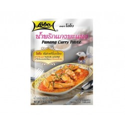 Panang Curry Paste Authentische Gewürzpaste aus Thailand 50g Currypaste original