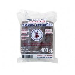 Tamarinden Paste 400g Thailand 100% Tamarindenpaste Indische Dattel Früchte Konzentrat