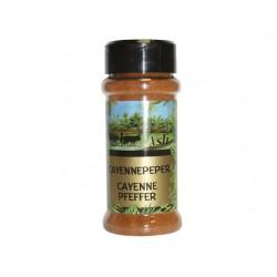 Cayennepfeffer 50g sehr scharfes Pulver im Streuer gemahlene CayenneChilischoten