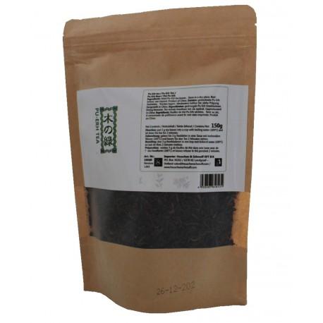 Pu Erh Tee China 150g lose PuErh Tea Pu-Erh-Tee Roter Tee die Kunst der Tee-Zeremonie