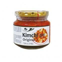 original Kimchi 215g eingelegtes fermentiertes Gemüse Pak Choi kim chi aus Korea