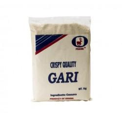 Cassava Gries Mehl Maniok 1kg Ghana Crispy Quality Premuim Qualität