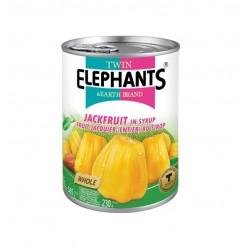 Jackfrucht süß in Sirup vegetarisch vegan jackbaumfrucht gezuckert Dessert 565g