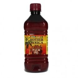 Palmöl 500ml Qualitätsöl  Palmfett unraffiniert Palmoel Woköl 100% Palmenöl
