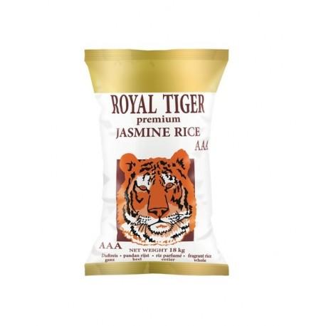 Jasmin Reis 18kg AAA Premium Duftreis Langkorn Qualitätsreis Royal Tiger Jasminreis