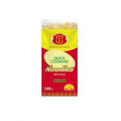 Schnellkochnudeln mit Ei 500g Nudeln Spaghetti Weizennudeln Eiernudeln