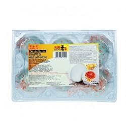 Enteneier 6 Stück Gekocht Gesalzen Verzehrfertige Haltbare Eier Duck Eggs Hamtan