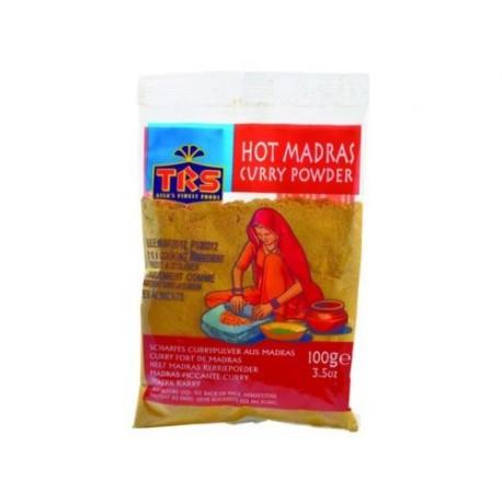 Curry Pulver SCHARF currypulver TopQualität DAUERHAFT GÜNSTIG hot madras curry