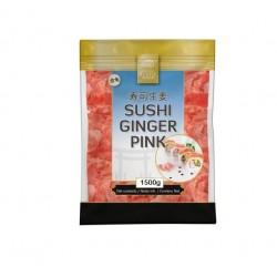 roter Sushi Ingwer sushiingwer ginger 1,5kg rosa Ingwer Dauertiefpreis