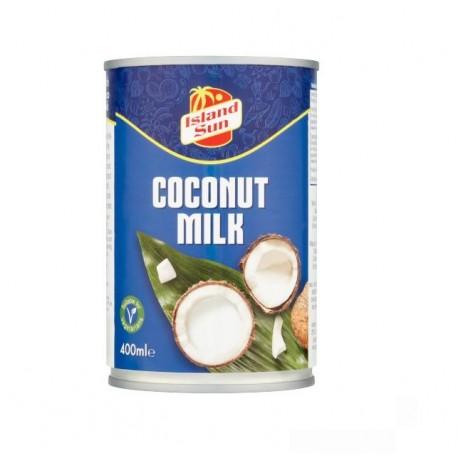 Kokosmilch Light 6% Fett 400ml Dose fettreduziert cocosmilch Cocktails Asia curry