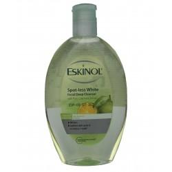 Eskinol Spot-less White 225ml Gesichtsreiniger mit Calamansi Extrakt Aufheller Tiefenreiniger GesichtsWasser