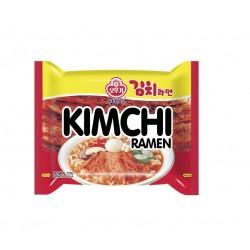 20x Kimchi Ramen a 120g Korea schön scharf instant Nudelsuppen fertiggericht Tütensuppe