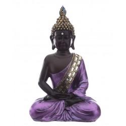 Thai Buddha Figur 28cm Statue Budda Feng Shui Buddhismus Thailand Indien