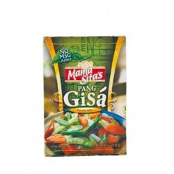 12x Pang Gisa Saute Mix a10g Philippinen Gemüse Würzmischung OHNE GLUTAMAT No MSG