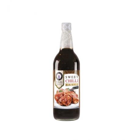 süße Chilisauce Black Süß & Würzig 730ml sweet Chilli Sauce Dipp Marinade BBQ Grillsauce chilisoße