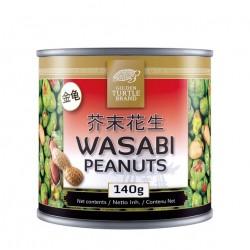 Wasabi Erdnüsse scharf! wasabisnack wasabinüsse knabberei Dose thai art rezept