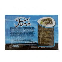 Black Tiger Garnelen Shrimps 1kg / 750g TIEFKÜHL 21/30 St/KG