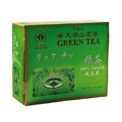 Grün Tee 100 Teebeutel Green Tea grüner Tee 200g asiatischer Tee grüntee
