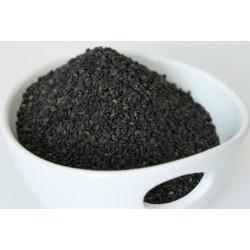 schwarzer Sesam 100g Sesamsamen Seeds Samen sushi gewürz sushisesam Thailand