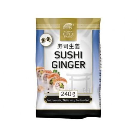 Sushi Ingwer weißer sushiingwer ginger 240g