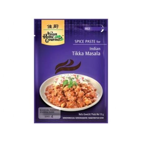 Indisches Tikka Masala Spice Paste Mit Rezept Gewürzpaste Chicken