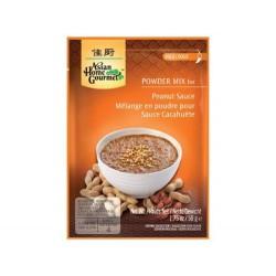 Erdnuss Sauce - Mix für erdnusssoße peanut sauce Thailand für ca. 4 Personen
