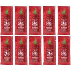 Sriracha Chilisauce extra scharf, super scharfe chillisoße, hot spicy günstig
